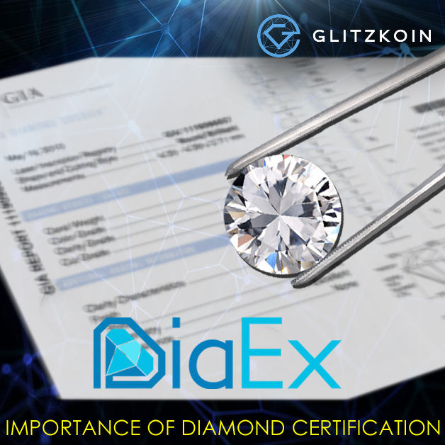 certified diamonds, meaning