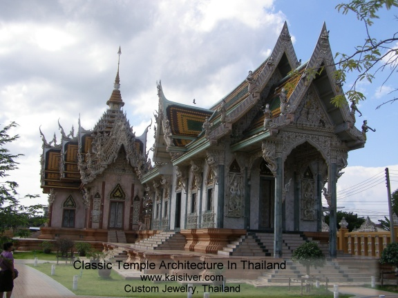 Thai architecture traditional art page 11 skyscrapercity for Thailand architecture